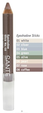 DROPPED: Sante - Eyeshadow Stick 08 Coffee - 3.2 Grams CLEARANCE PRICED