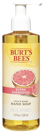 Burt's Bees - Hand Soap Citrus & Ginger - 7.5 oz.