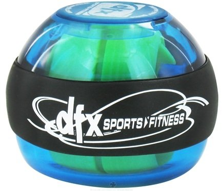 DROPPED: DFX Sports & Fitness - Sports Pro Gyro Exerciser - CLEARANCE PRICED
