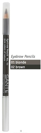 DROPPED: Sante - Eyebrow Pencil 01 Blonde - 1.4 Grams CLEARANCE PRICED