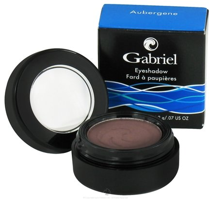 DROPPED: Gabriel Cosmetics Inc. - Eyeshadow Aubergene - 0.07 oz. CLEARANCE PRICED