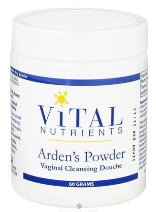 DROPPED: Vital Nutrients - Arden's Powder - 60 Grams
