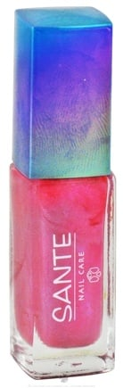 DROPPED: Sante - Nail Polish 14 Shiny Pink - 7 ml. CLEARANCE PRICED