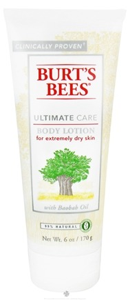 Burt's Bees - Ultimate Care Body Lotion With Baobab Oil - 6 oz.
