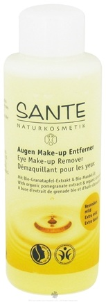 DROPPED: Sante - Eye Make-Up Remover Extra Mild - 3.4 oz. CLEARANCE PRICED