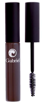 Gabriel Cosmetics Inc. - Mascara Black Brown - 0.25 oz.