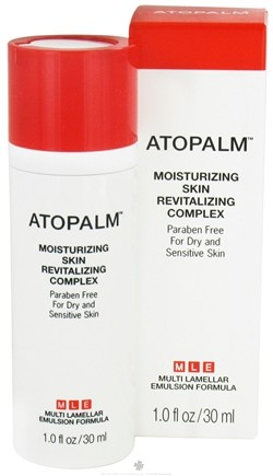 DROPPED: Atopalm - Moisturizing Skin Revitalizaton Complex - 1 oz. CLEARANCE PRICED