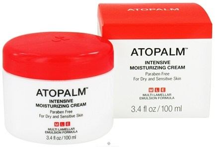 DROPPED: Atopalm - Intensive Moisturizing Cream - 3.4 oz. CLEARANCED PRICED