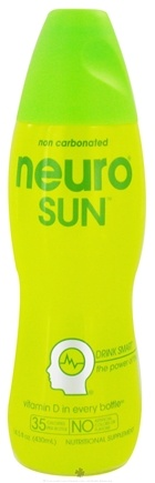 DROPPED: Neuro - Sun Non Carbonated Nutritional Supplement Drink - 14.5 oz.