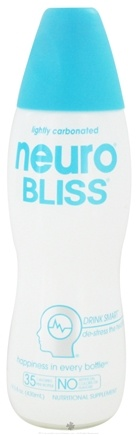 DROPPED: Neuro - Bliss Lightly Carbonated Nutritional Supplement Drink - 14.5 oz.