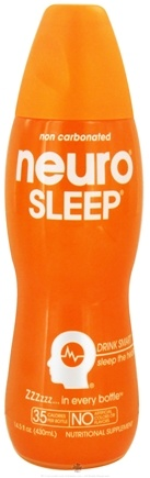 DROPPED: Neuro - Sleep Non Carbonated Nutritional Supplement Drink - 14.5 oz.