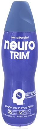 DROPPED: Neuro - Trim Non Carbonated Nutritional Supplement Drink - 14.5 oz.