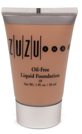 Zuzu Luxe - Oil-Free Liquid Foundation L-14 Light/Medium Skin 18 SPF - 1 oz.