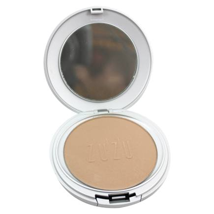Zuzu Luxe - Dual Powder Foundation D-14 Light/Medium Skin - 0.32 oz.