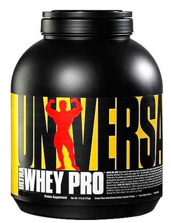DROPPED: Universal Nutrition - Ultra Whey Pro Triple Whey Formula Double Chocolate Chip - 5 lbs. CLEARANCE PRICED