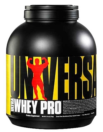 DROPPED: Universal Nutrition - Ultra Whey Pro Triple Whey Formula Cookies & Cream - 5 lbs. CLEARANCE PRICED