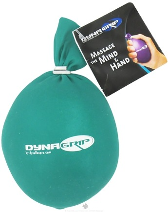 DROPPED: DFX Sports & Fitness - Dynagrip Hand Massager Stress Ball