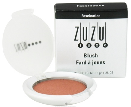 DROPPED: Zuzu Luxe - Blush Fascination - 0.1 oz. CLEARANCE PRICED