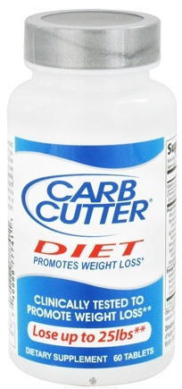 DROPPED: Healthy Natural Systems - Carb Cutter Diet - 60 Tablets