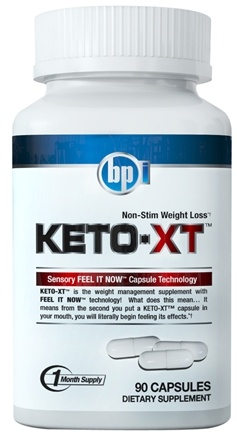 DROPPED: BPI Sports - Keto-XT - 90 Capsules CLEARANCE PRICED