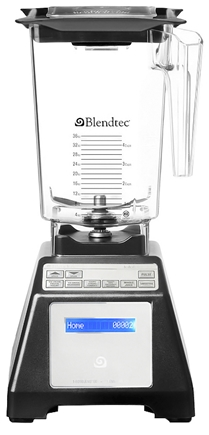 DROPPED: Blendtec - FourSide Tabletop Home HP3A Blender HPA-621-20 Black