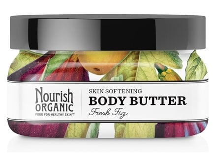 DROPPED: Nourish - Organic Body Butter Fresh Fig - 3.6 oz.