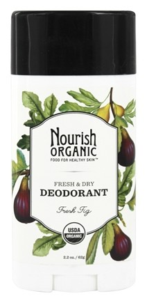 Nourish - Organic Deodorant Fresh Fig - 2.2 oz.