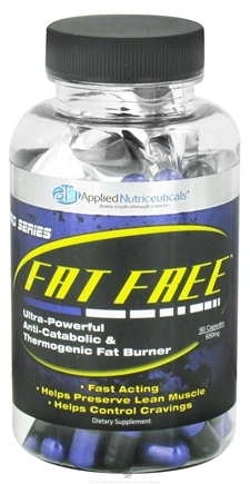 DROPPED: Applied Nutriceuticals - Innovation Series Fat Free Potent Daytime Metabolic Booster - 90 Capsules
