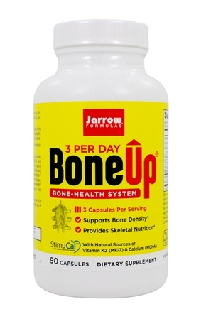 Jarrow Formulas - Bone-Up Three Per Day - 90 Capsules