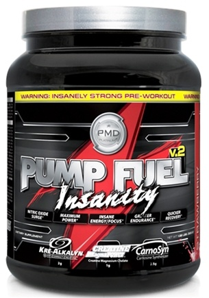 DROPPED: NDS Nutrition - Pump Fuel Insanity Strawberry - 1.9 lbs. CLEARANCE PRICED