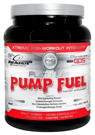 DROPPED: NDS Nutrition - Pump Fuel v.2 Fruit Punch - 1.9 lbs.