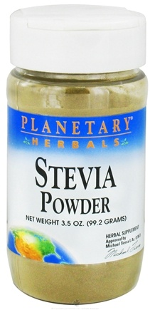 DROPPED: Planetary Herbals - Stevia Powder - 3.5 oz.