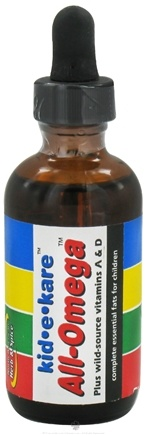 DROPPED: North American Herb & Spice - Kid-E-Care All-Omega - 2 oz. CLEARANCE PRICED