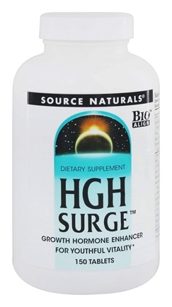 Source Naturals - HGH Surge - 150 Tablets