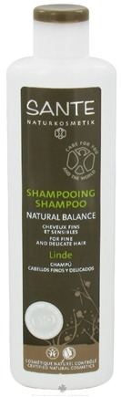 DROPPED: Sante - Shampoo Natural Balance - 6.8 oz. CLEARANCE PRICED