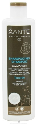 DROPPED: Sante - Shampoo Lava Power - 6.8 oz. CLEARANCE PRICED