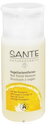 DROPPED: Sante - Nail Polish Remover - 3.4 oz. CLEARANCE PRICED