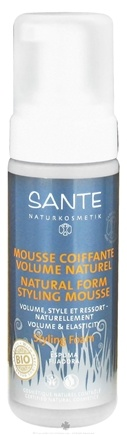 DROPPED: Sante - Styling Mousse Natural Form Styling Foam - 5.1 oz. CLEARANCE PRICED