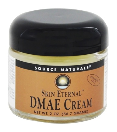 Source Naturals - Skin Eternal DMAE Cream - 2 oz.