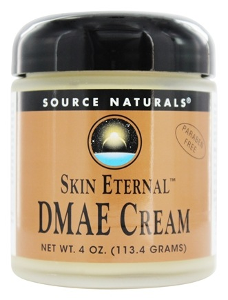 Source Naturals - Skin Eternal DMAE Cream - 4 oz.
