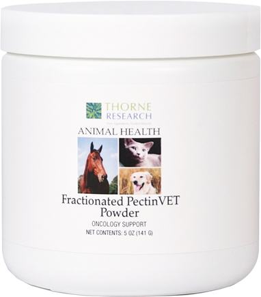 DROPPED: Thorne Research - Animal Health Fractionated PectinVET Powder - 5 oz.