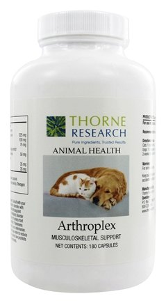 Thorne Research - Animal Health Arthroplex - 180 Capsules