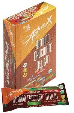DROPPED: ActiveX - High Energy Bar Almond Chocolate Delight - 1.76 oz. CLEARANCE PRICED