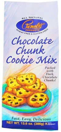 DROPPED: Pamela's Products - All Natural Cookie Mix Gluten Free Chocolate Chunk - 13.6 oz.
