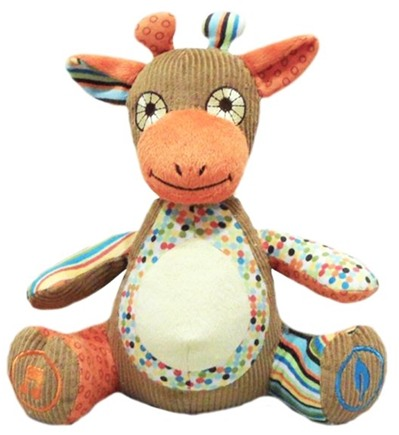 DROPPED: HoMedics - myBaby SoundSpa Soothing Glow Friend Giraffe MYB-S400 - CLEARANCE PRICED