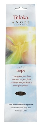 Triloka - Angel Incense Angel of Hope - 10 Stick(s)