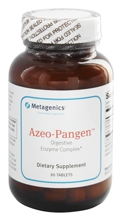 DROPPED: Metagenics - Azeo-Pangen - 90 Tablets