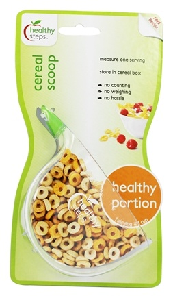 DROPPED: Healthy Steps - Cereal Scoop Healthy Portion Serving
