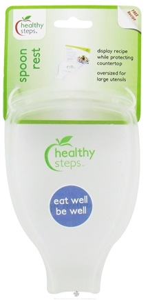 DROPPED: Healthy Steps - Spoon Rest - CLEARANCE PRICED