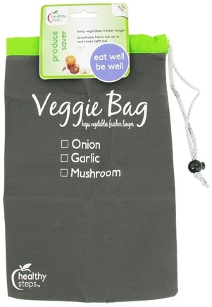 "DROPPED: Healthy Steps - Produce Saver Bag Size 8"" x 13"" - CLEARANCE PRICED"